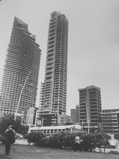 Travel Photography Black & White Arquitecture Buildings Pty Panama City
