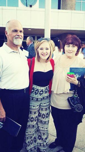 My Wonderful Grandparents  Brothers Graduation Family