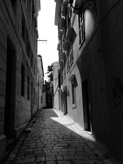 Street Black And White Friday