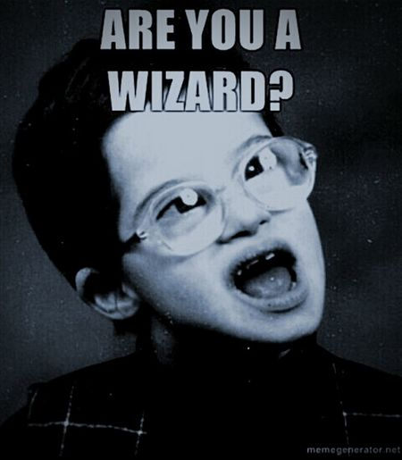 ARE YOU A WIZARD????? :D :D First Eyeem Photo
