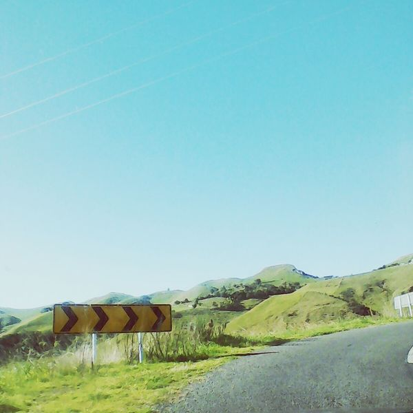 Road No People Mountain Landscape Outdoors Day Clear Sky Beauty In Nature The Street Photographer - 20I7 EyeEm Awards EyEmNewHere Kiwi Life