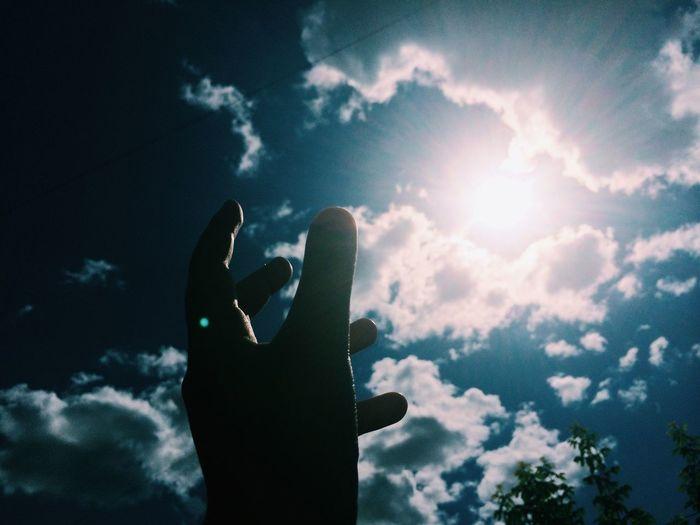 Touch the Sky Sun Sky