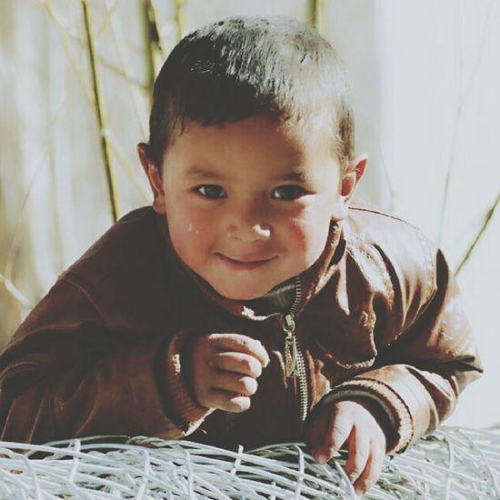 可爱的藏族儿童 First Eyeem Photo