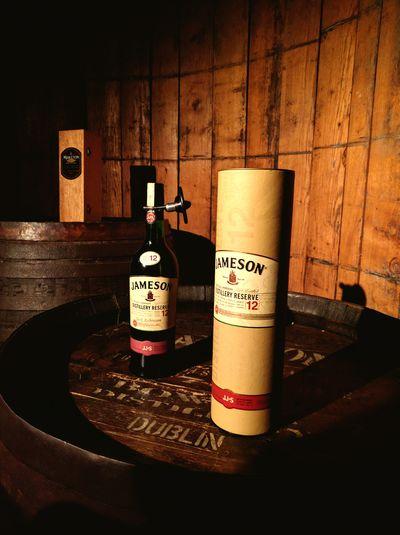 Ireland's finest Jamesonwhiskey Dublin Irish Irishwhiskey Oldjamesondistillery