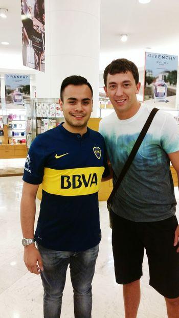 Agustin Machesín. Portero de la Albiceleste. Boca Juniors Lanus Clubsantoslaguna