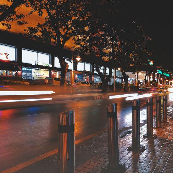 Urban Exploration Streetphotography Street Light Illkillers ExploreEverything P9 Huawei Reflection No People City Railroad Station Platform Water Indoors  Day Malaysia miri EyeEmNewHere