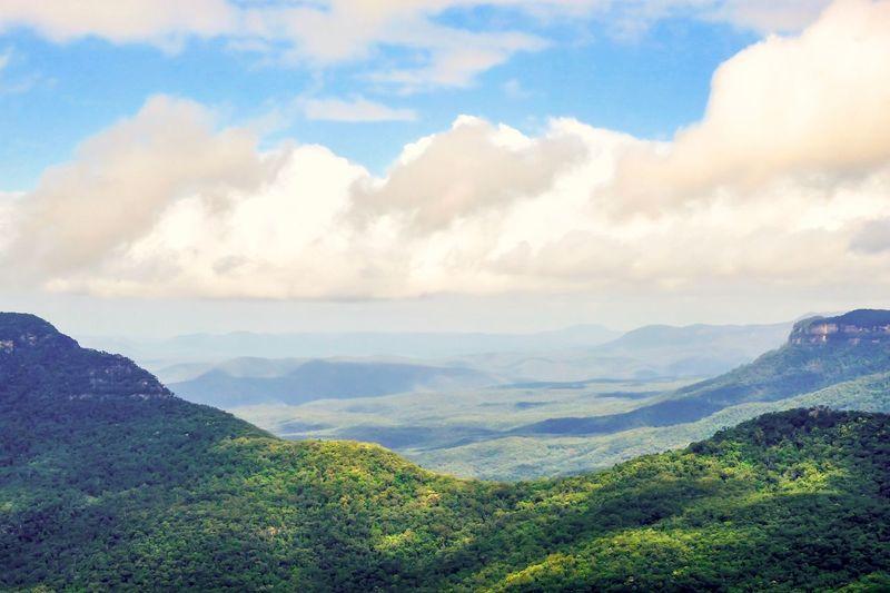 Mountain, Sky