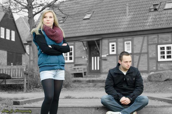 Love People People Henrik & Denise