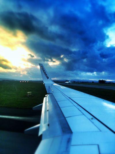 Plane airport Enjoying Life Catching A Flight Hello World