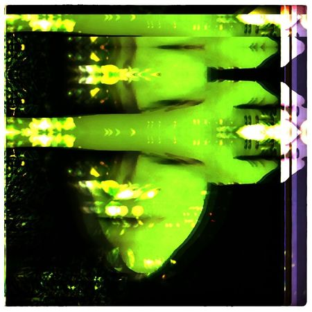 I'm praying to the aliens Hide And Seek Let The Music Play Selfportrait Decim8