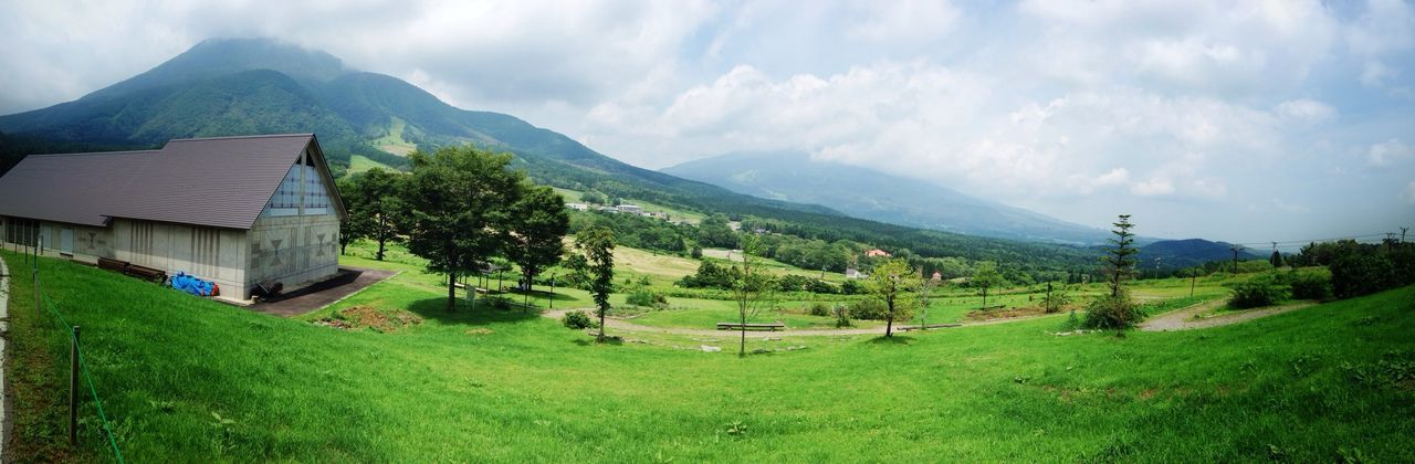 Museum Plateau Mountains Nagano