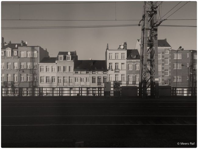 Check This Out NMBS Train Brussels Belgium Panorama Cityscapes City Cityscape Building Railway Hello World Taking Photos EyeEm Best Shots IPhoneography RM Eye4photography  Streetphotography B&w Street Photography Black&white Black & White