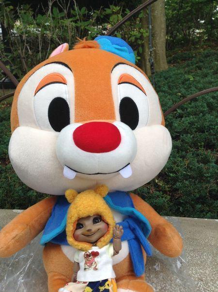 東京ディズニーシー Doll Scon Disney