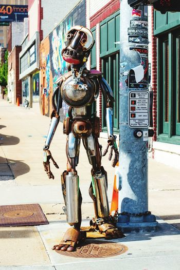 Mr Roboto Hello World Futurama May I Help You Mr Lonely One Day Oneofakind Beautyofdecay