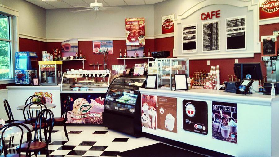 Cafe Sanford North Carolina i miss this store :)