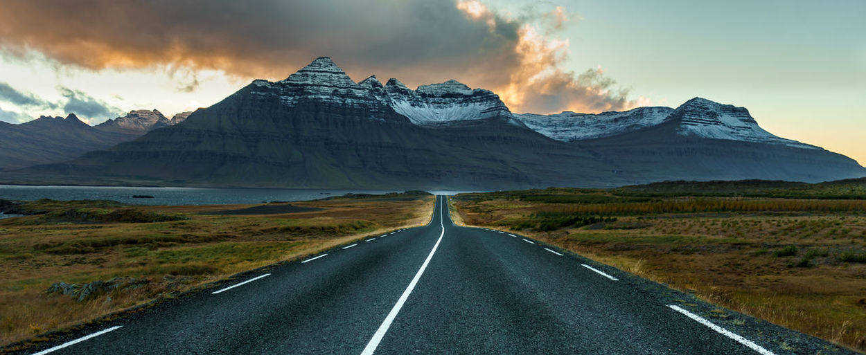Iceland – Road