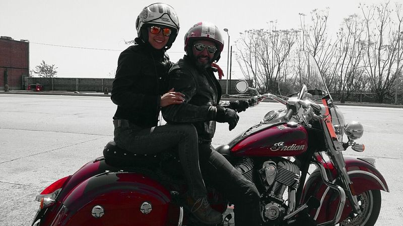 ..as always exploring a new route.. Indian Motorcycles My Boyfriend & I  Motorcycle