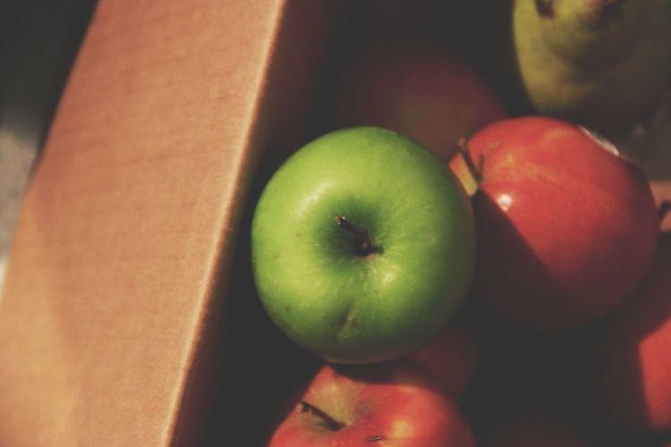 Apples Fruit Green Apple