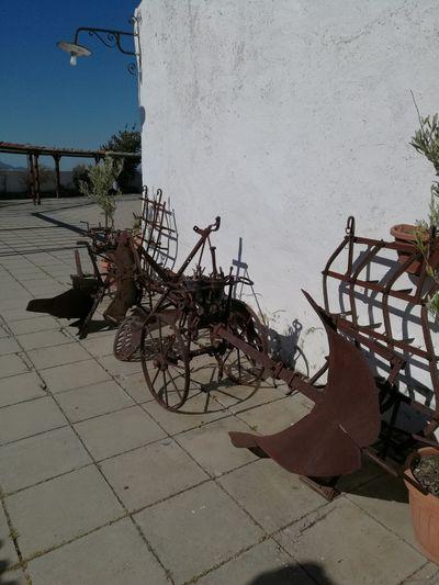Gosthtown Abandoned Places Abandoned Sardinia,italy Plow
