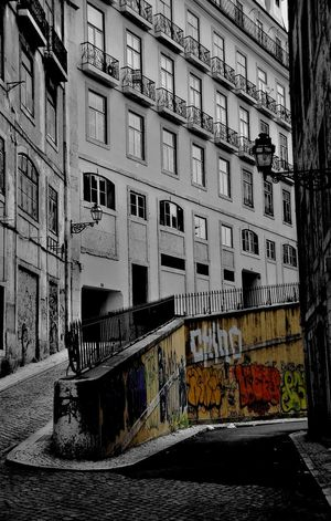 Art Is Everywhere Lisboa Portugal Portugal Lisbon Lisbona, Portogallo, Europa Street Photography Street View Streetphoto_color Street Lisbona