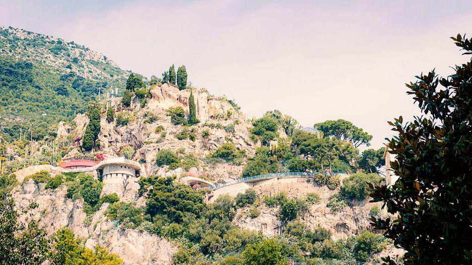 Alpes-Maritimes Monaco Mountains Rocks Monte Carlo EyeEm Outdoors EyeEm Gallery Wide Angle Summer