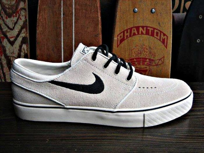 New janoskis Taking Photos Nike Skateboarding Hello World