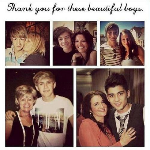 Thank you for these five amazing guys!! :) x ** Onedirection Onedirectionfamily Directioners OneDirectionWomen :-*
