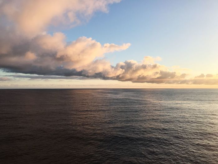 Traveling Sea Beauty In Nature Sky Water Cloud - Sky Clouds And Sky Day Morning Travel Photography Landscape Trip Cruise Cruise Ship Holiday Nature Travel Ship