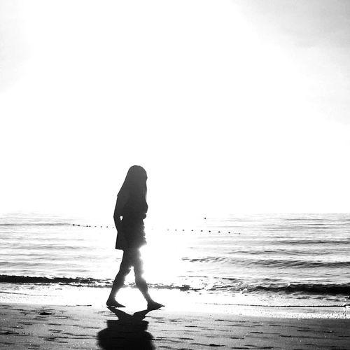 Me on the beach