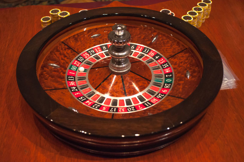 """To see more photos like this by me, add """"Morgan Fleming"""" to your search. Casino Circle Close-up Gambling Game Loser No People Ornate Roulette Roulette Table Roulette Wheel Still Life Winner Wood - Material"""