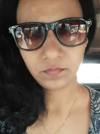 Sunglasses Eyeglasses  Mobilephotography Mobile_photographer Beautiful ♥ Beautiful Indian Girl Beautiful Girl One Woman Only One Person Adults Only Adult Indian Girl !!! Mobile Phone Photography People Portrait Young Adult Human Face One Young Woman Only Headshot Women Close-up Day Water Eyesight Young Women Live For The Story The Portraitist - 2017 EyeEm Awards