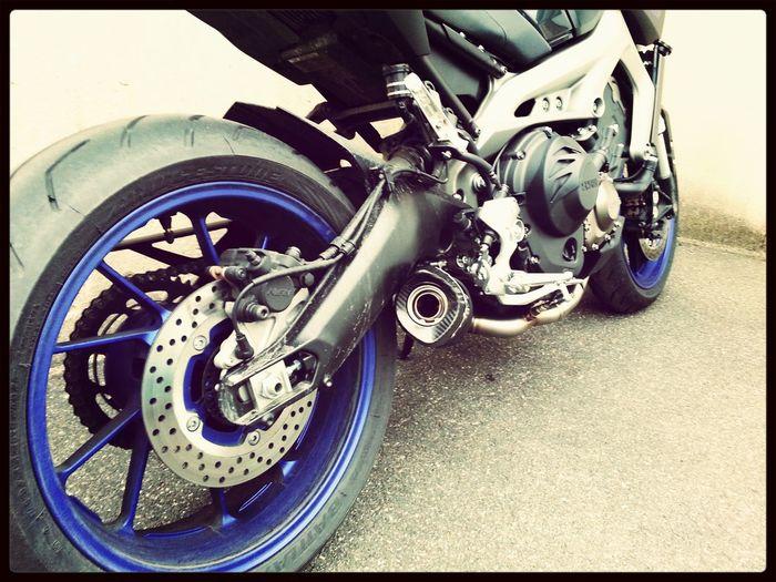 Miss it so Much .. Bike Moto Brokenleg