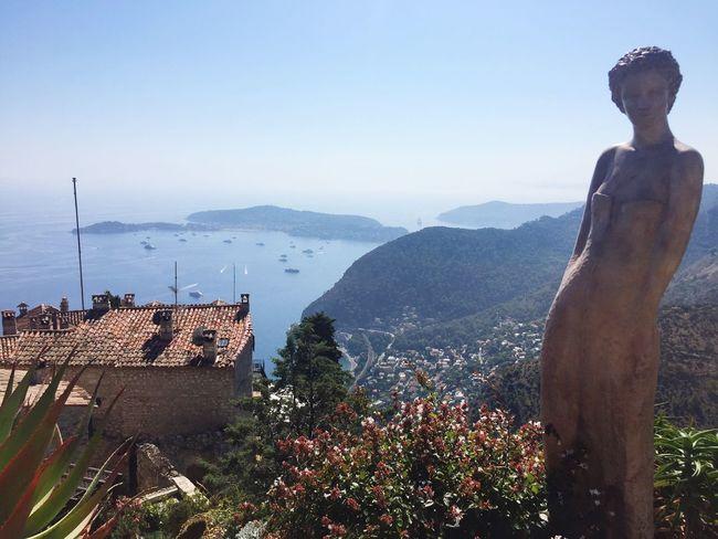 Eze Ezevillage Medievalvillage Côte D'Azur France Amazing View 🇫🇷👍🏼
