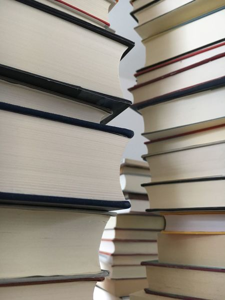 Stack Book No People Variation Arrangement Indoors  Large Group Of Objects Education Close-up Day Library Books Bookstore Antiquariat Bücher  Buch Literature Read Reading Studying University Knowledge Learning School School Life