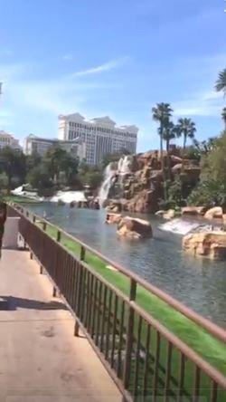 Trip around the world with periscope Las Vegas
