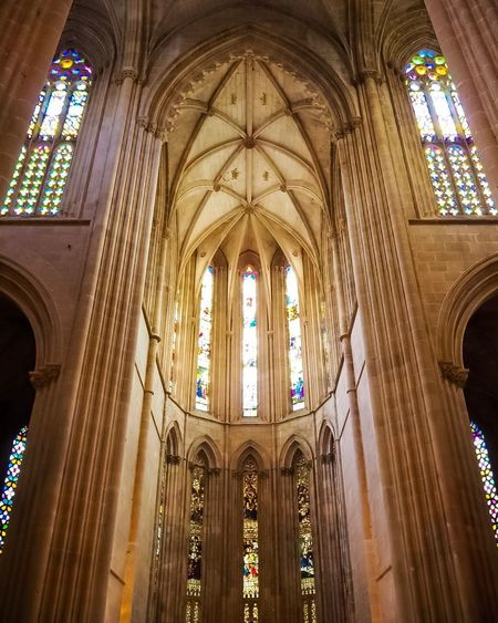 Mystery Place Of Worship Religion Window Spirituality Architecture Arch History Built Structure Indoors  Low Angle View Architectural Column