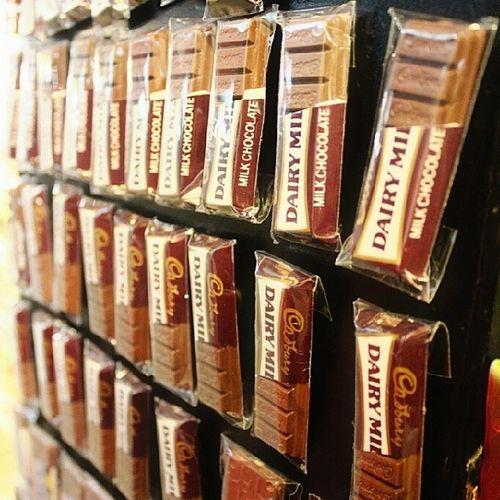Central Markel ! Kl Chocolatebar Fridgemagnet Malaysia visitmalaysia2014