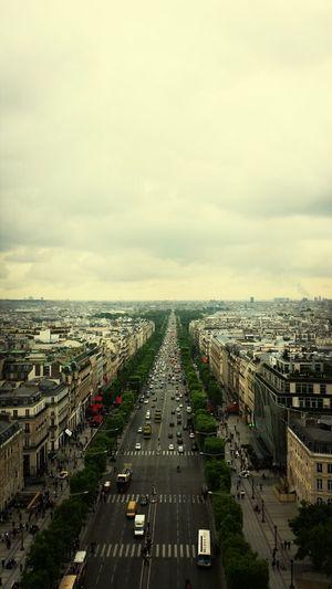 Paris L'arc De Triomphe Nature_collection France The Traveler - 2015 EyeEm Awards