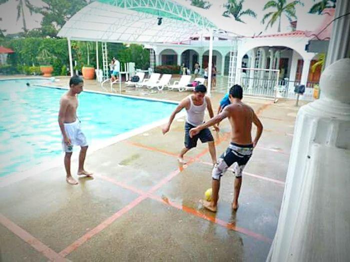 Futbol Futbolsala Piscina Futbolero Balon My Pasion Vamos Colombia!!💛💙❤️⚽️ Copa America Futball Futball Passion