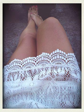 Lace Lace Dress Summer! ♥ That's Me
