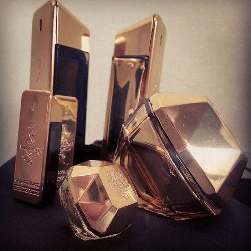 1 Million  Paco Rabanne pure perfume