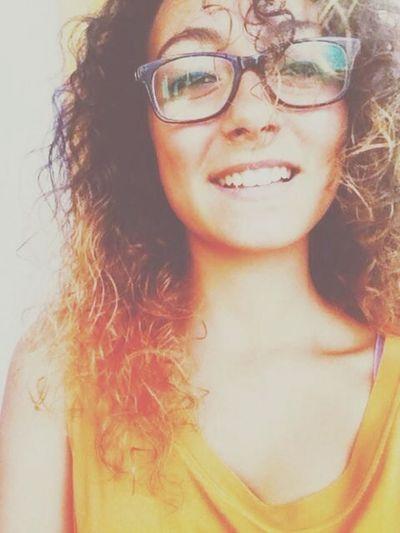 'Il sorriso non lo perder mai,qualunque cosa ti accada.'
