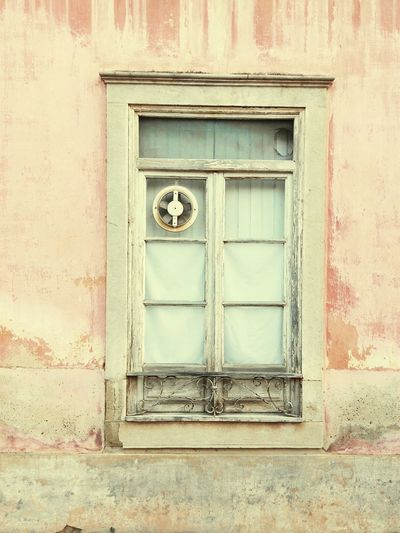 Closed Door Window Architecture No People Built Structure Backgrounds Full Frame Building Exterior Close-up Day Façade Outdoors Window Old Building Vintage Window Old Glass Window Old Cottage Pastel Colored Multi Colored Wood - Material Architecture