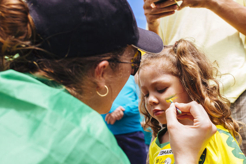 Care Childhood Cute Dilma Roussef Family Headshot No Corruption Peacefull Protests Portrait Presidential Impeachment Protests Protests In Brazil Ptsd Awareness Riot Sunny Day The Photojournalist - 2016 EyeEm Awards Fuji Astia The Photojournalist - 2017 EyeEm Awards