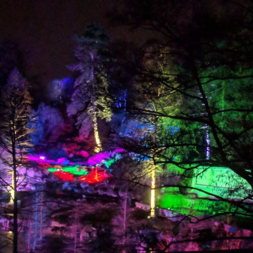 Leuchten Grugapark