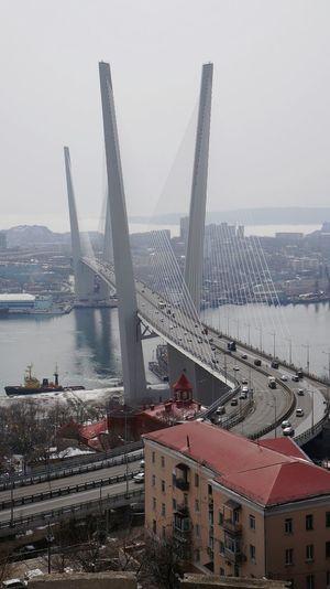 Bridge Observatory City View  владивосток