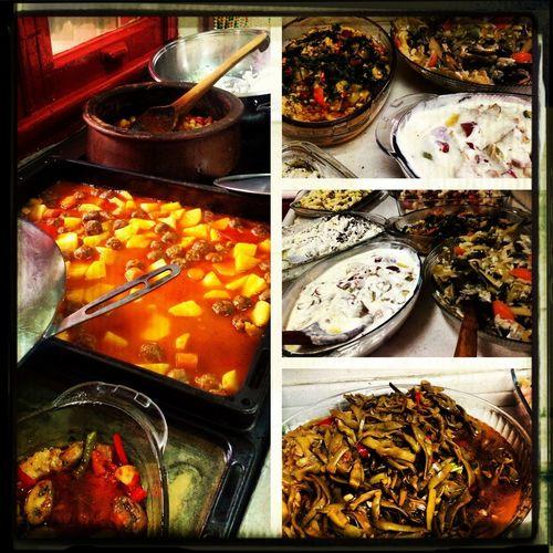 Samsun Paşamkonagı mecıdıye ev yemekleri Turkey Photo