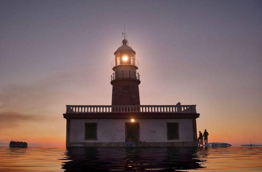 Faro de Corrubedo Quality Time Universodepequeñascosas EyeEm Nature Lover SPAIN Sunset Collection The Week On EyeEm