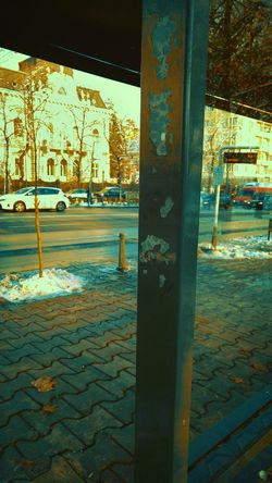 Day Outdoors Winter 2017 Modern View Urban Built Structure Building Exterior City Architecture Cold Temperature Street Transportation Car Backgrounds Winter Time Bus Stop Bus Station Bus Station Window Street Photography Cars Traffic Urban Photography Urban Life Winter Snow ❄ Snowing