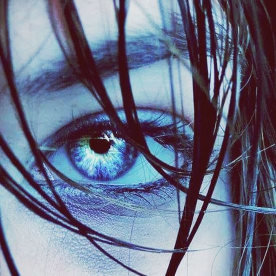 Human Eye Close-up One Person Human Body Part Iris - Eye One Woman Only Eyesight Portrait Eyeball Real People Backgrounds Indoors  One Young Woman Only Adults Only Young Women Day Eyelash People Young Adult Adult